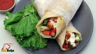 ঢাকার ষ্ট্রিট ফুড শপ ষ্টাইলে চিকেন পরোটা রোল রেসিপি | Chicken Paratha Roll Recipe | Chicken Porota