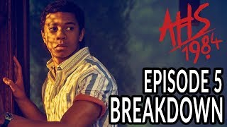 """AHS: 1984 Episode 5 Breakdown, Theories, and Details You Missed! 