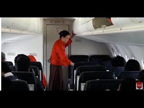 Drukair Royal Bhutan Airlines Youtube