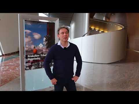 Interview vérité de David Grimal Directeur artistique de l'ensemble Les Dissonances