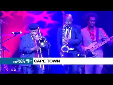 Jonas Gwangwa brings house down at the C Town Inter'l Jazz Festival