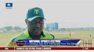 Sports Festival: Ukwanya Says NCF Will Benefit From The Games |Sports Tonight| thumbnail