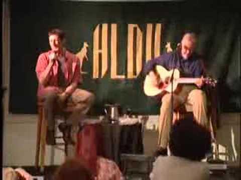 Peter Wingfield & Jim Byrnes singing That River