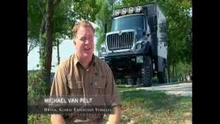 Extreme RV's show: Global Expedition Vehicles - GXV - Global X Vehicles