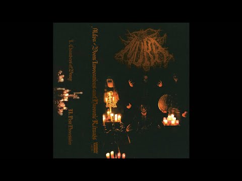 Můra (Czechia) - Doom Invocations and Narcotic Rituals (EP) 2021