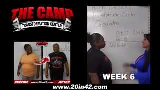 High Desert Fitness 6 Week Challenge Result - Cassandra Williams