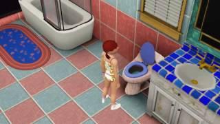 Wake up to potty