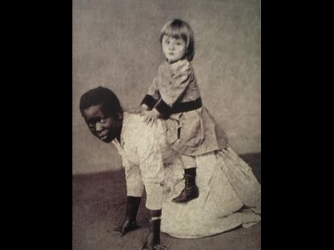 Historical photos 1800s African American Slave Familes.