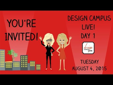 Design Campus Live - Vegas Market - Day 1