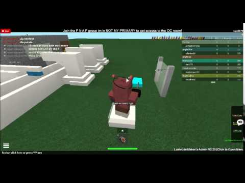 Roblox fnaf tycoon part 1 youtube