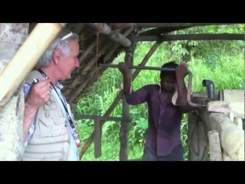Discovering a Sapphire Mine in Sri Lanka