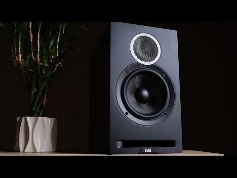 Review! The ELAC Debut Reference     Bookshelf Loudspeaker