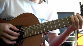 11.【渡り廊下走り隊】c/w冒険エトセトラ+おまけ  Play Guitar [Bouken et cetera]
