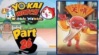 Yo-Kai Watch Wibble Wobble - Part 26 | Befriending Papa Windbag! [English Gameplay]