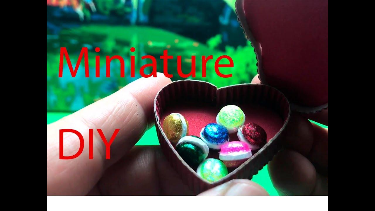 diy miniature🌟Как сделать мини Печенье Макарон🌟мини ...
