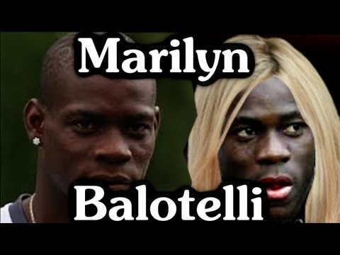 Mario Balotelli Dresses As A Woman While Cheating On His Girlfriend