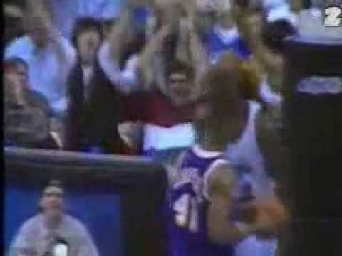 NBA Action - Top 10 actions of 1995/1996 season