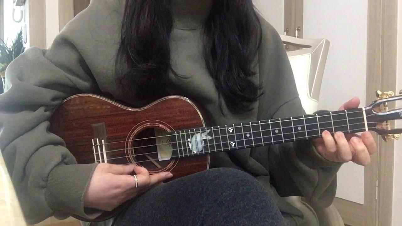 cruel angels thesis ukulele chords