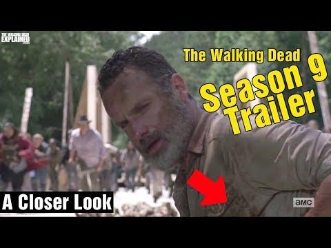 The Walking Dead Season 9 Trailer - A Closer Look