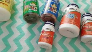 видео Витамины для детей с iherb.com отзывы