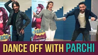 Dance Off With Hareem Farooq, Ali Rehman Khan, Ahmed Ali Akbar | Parchi | ShowSha