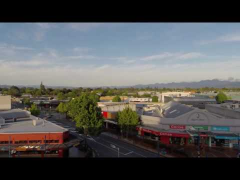 Timelapse out the office Window - Blenheim New Zealand