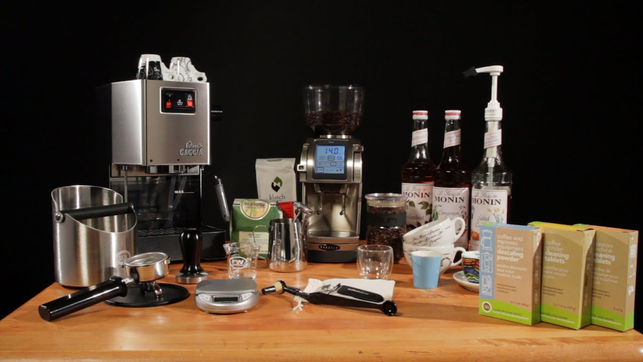 DIY How to Create the Ultimate Home Coffee Bar