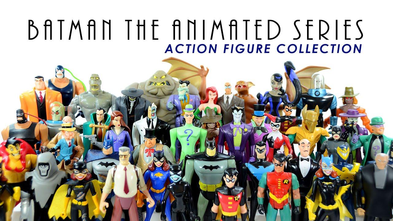 Lego Batman 2 All Characters Toys Batman The Animated Se...
