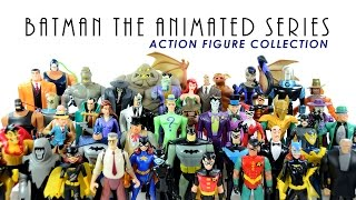 Batman The Animated Series / The New Batman Adventures Ultimate Figure Collection
