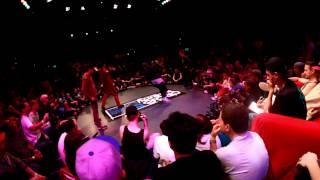Jinjo Crew (BBoy Vero & FE) vs Polskee Flavour