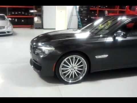 2012 BMW 750LI M SPORT