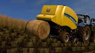 Farming Simulator 17 | Żniwa z New Holland  |