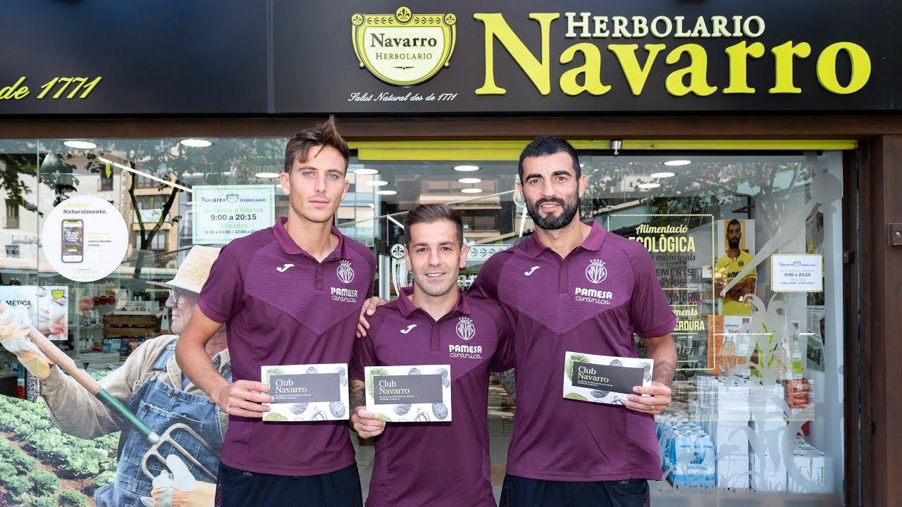 Pau, Albiol y Peña se suman al club Navarro