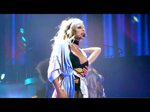 Britney Spears - Slumber Party (Live From Las Vegas - 2018 Edit)