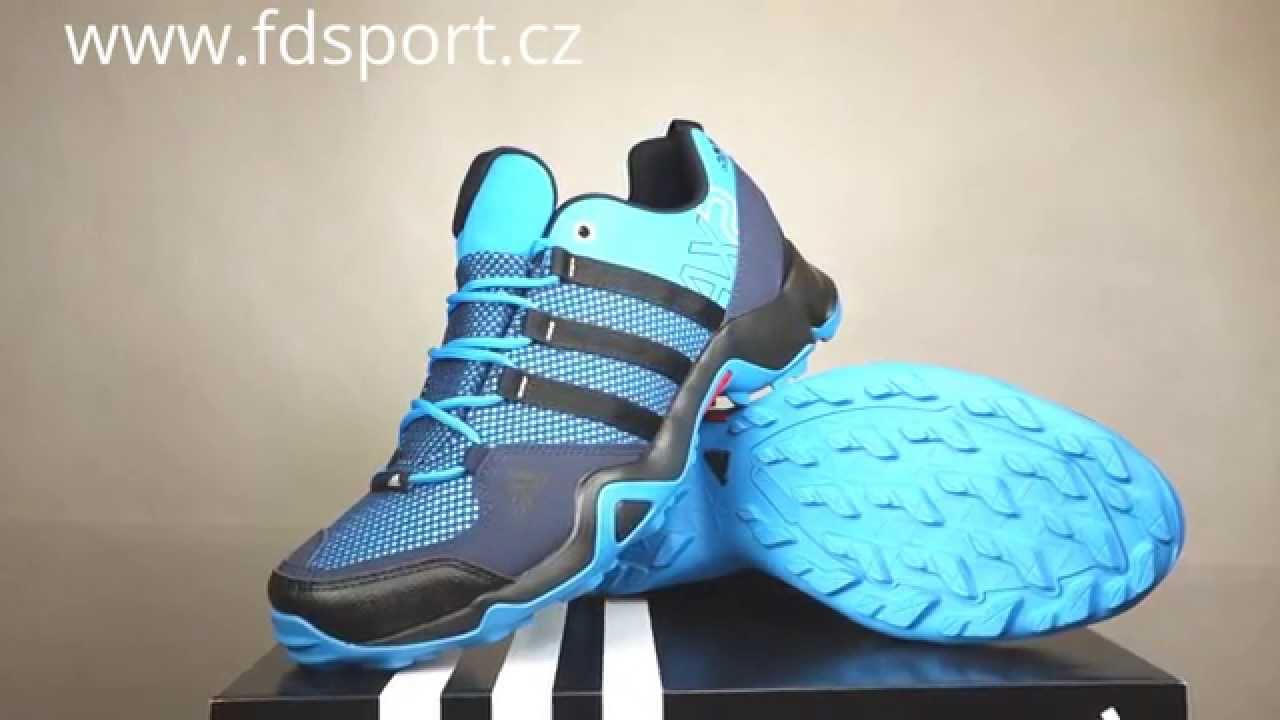 fe89da9bdb0 Pánské boty adidas adidas AX2 B40227 - YouTube