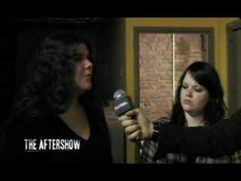 The Aftershow TV - Interviews The Magic Numbers