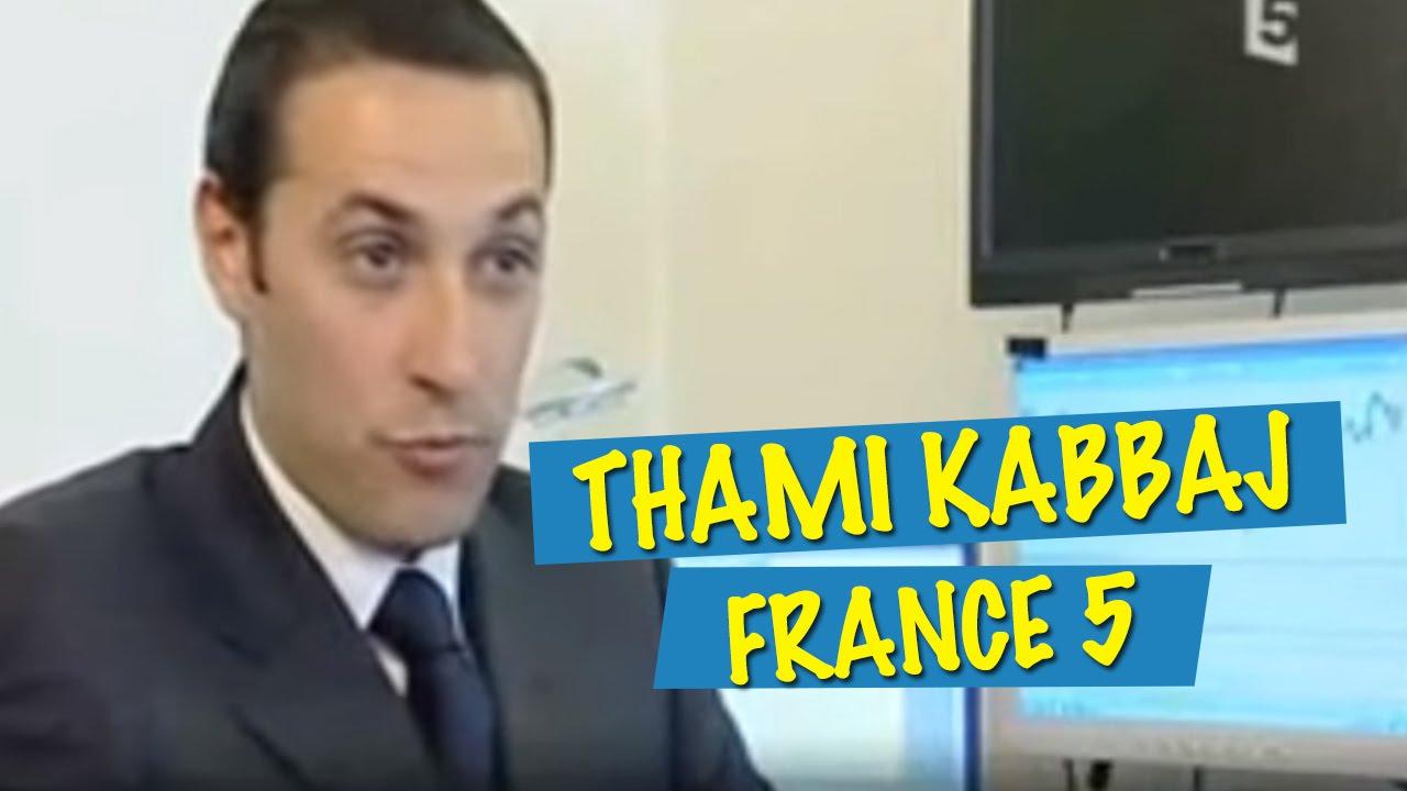 THAMI KABBAJ @ France 5 - Les Traders, Maitres de la Bourse