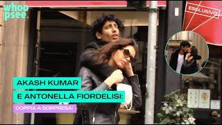 Akash Kumar e Antonella Fiordelisi: coppia a sorpresa!