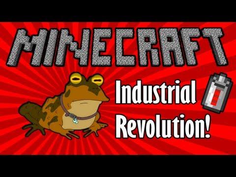 Let's Play Minecraft: Industrial Revolution! - 07: Solar Power