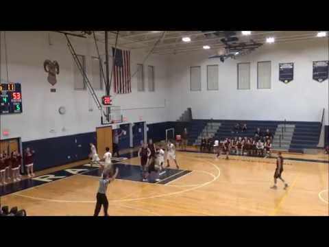 Game Highlights Boys' Varsity: Berne Knox 61 vs Rensselaer 30 (F)