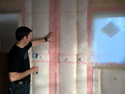 Insulation & Air Sealing Strategy utilizing Owens Corning Energy Complete