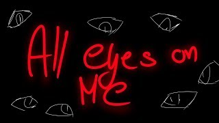 all eyes on me meme nudity and body horror