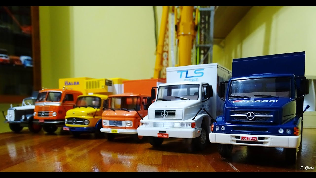 Aparador Vintage Maison Du Monde ~ Coleções de Caminhões Modelos em Miniaturas Velhos Tempos YouTube