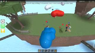 ROBLOX / Minigames épiques / Minigames / Cloud Control (Steampunk)