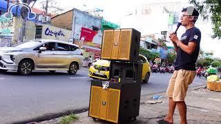 Loa kéo Array JBL 442  bass 4 tấc đôi ✅ | Loa karaoke di động hay nhất chỉ từ 7 triệu