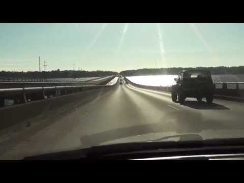Wright Memorial Bridge - Outer Banks, North Carolina