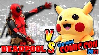 Deadpool vs New York Comic Con 2021 screenshot 4