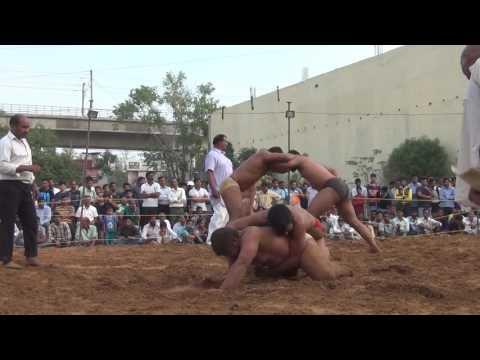 Indian kushti wrestling matches 1