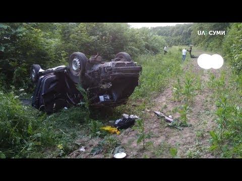 UA:СУМИ: У аварії на автодорозі «Суми — Полтава» загинув посадовець Сумської облради