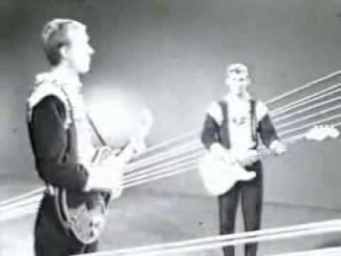 The Spotnicks Johnny Guitar